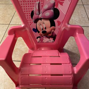 Mini Mouse Pink Chair for Sale in Whittier, CA
