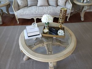 Coffee table and End tables for Sale in Atherton, CA