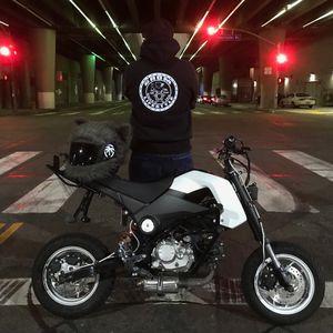 Honda grom stunt bike for Sale in Montclair, CA