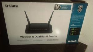 D-link dual band N600 wireless n dual band router for Sale in Orlando, FL