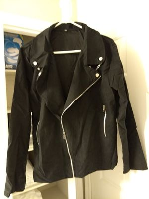 Biker jacket motorcycle double rider for Sale in Dallas, TX