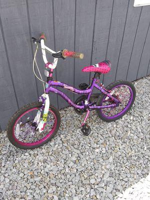 "18"" Girls Bike for Sale in Herminie, PA"