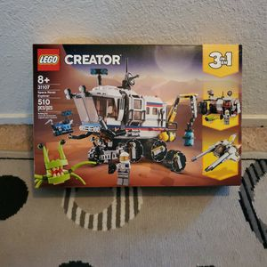 New Lego Creator Space Rover Explorer Set ($40 Value) for Sale in Ripon, CA