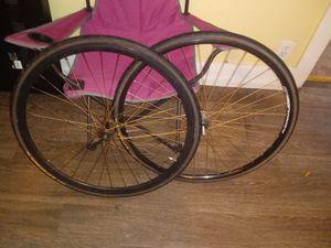 Bicycle wheels for Sale in Salt Lake City, UT