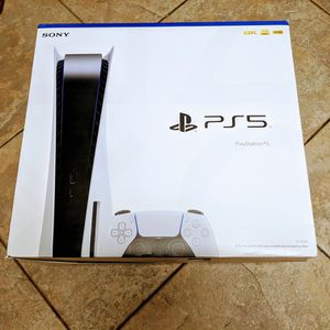 PlayStation 5 Ps5 Disc Console Brand New Receipt Included for Sale in Downey, CA