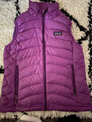 Patagonia Women's vest for Sale in Hillsboro, OR