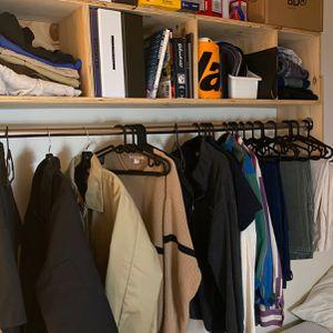 Custom Built Closet for Sale in Brooklyn, NY