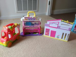 Shopkins Toys for Sale in Willow Spring, NC