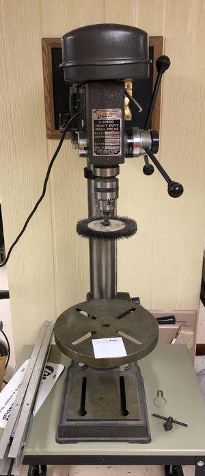 """Guardian Power "" Drill press for Sale in Oshkosh, WI"