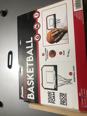 Basketball pro hoop for Sale in GLMN HOT SPGS, CA