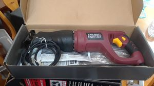 6 AMP Reciprocating Saw with rotating handle for Sale in Portland, OR