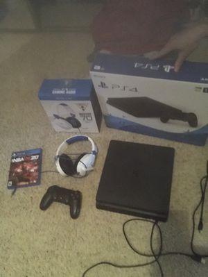 PlayStation 4 Slim 1TB for Sale in Richardson, TX