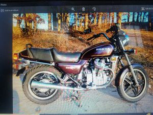Honda cx500 gl500 motorcycle cx 500 for Sale in Medway, MA