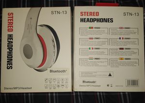 Bluetooth Stereo Dynamic Headphones for Sale in Stone Mountain, GA