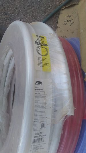 Polybutlyene hose for campers and trailers for Sale in Tucson, AZ