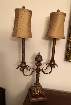 Antique table lamp for Sale in West Chicago, IL