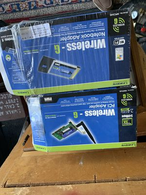 Wireless NOTEBOOK ADAPTER for Sale in Austin, TX