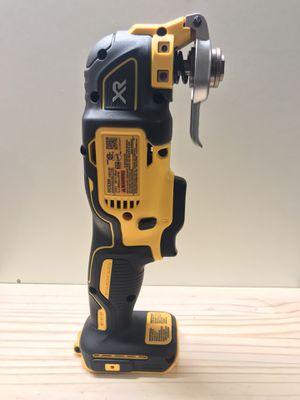 Dewalt XR Oscillating Tool (Brushless Motor) NEW for Sale in Houston, TX