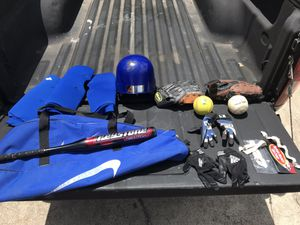 Fast pitch softball equipment for Sale in Houston, TX