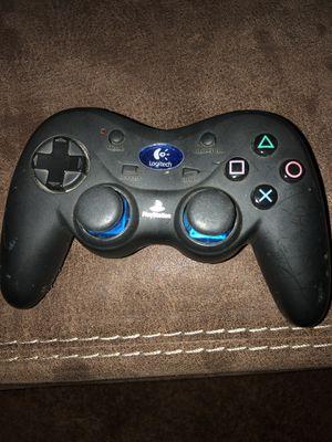 Logitech PS2 Wireless Controller (No Receiver) for Sale in Atlanta, GA