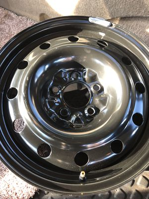 RTX rims 16x6.5 5x114.3 for Sale in National Park, NJ