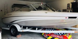 2002 TAHOE TRACKER SKI BOAT for Sale in Fort Worth, TX