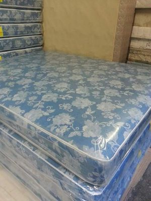 Bed Special. $99 New Standard Mattress Sets. Twin,Full or Queen. Free Boxspring included for Sale in Philadelphia, PA