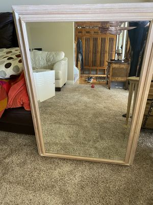 Big mirror great condition roughly 30x60 for Sale in Oregon City, OR