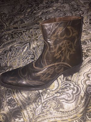 3/4 Designer Cowboy Boot for Sale in Grosse Pointe Shores, MI