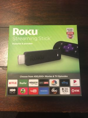 Roku Streaming Stick for Sale in Los Angeles, CA