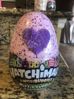 Hatchimals hatchibuddies brand new never opened for Sale in Cape Coral, FL