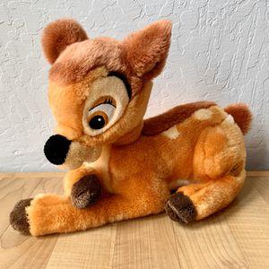 "Disney Store Exclusive Bambi 13"" Plush Stuffed Animal Toy for Sale in Elizabethtown, PA"