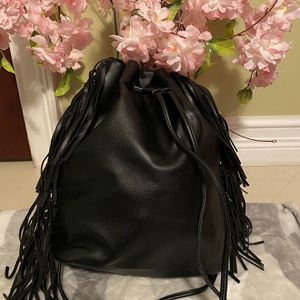 Victoria secret brand new black bag purse for Sale in Hialeah, FL