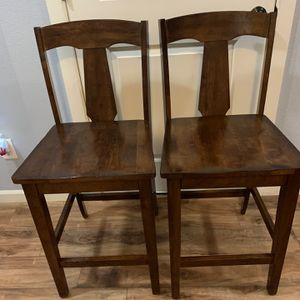 "Set Of Two ,Counter Chair !!! 24"" H for Sale in Vancouver, WA"