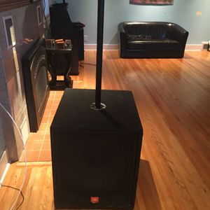 "18"" JBL Power Sub for Sale in SeaTac, WA"