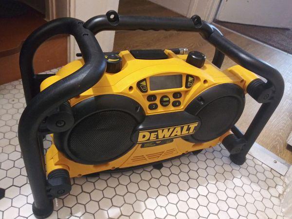 Dewalt Radio 📻