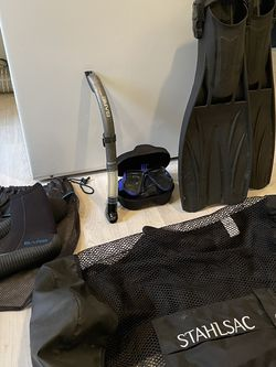 Scuba Gear MENS MUST SELL for Sale in Los Angeles,  CA