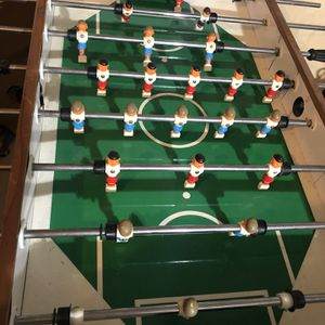 Foosball Table For The Kids Or Your Man Cave! for Sale in Las Vegas, NV