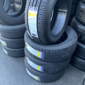 Set New Goodyear 205/55/16 $350 for Sale in El Monte, CA