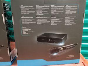 Brand new Sennheiser XSW 1-825 wireless Mic. for Sale in Boynton Beach, FL