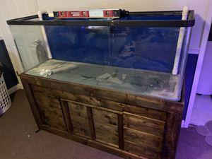 150 Gallon Glass aquarium. for Sale in La Mirada, CA