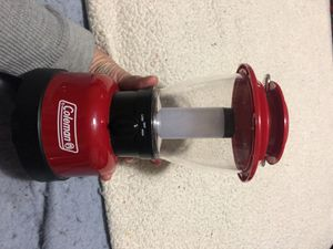 Coleman lantern for Sale in Lima, OH