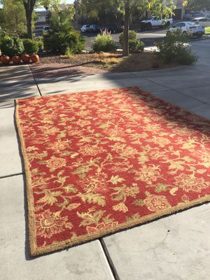 14'x10' Pottery Barn Palampore Area Rug for Sale in Las Vegas, NV