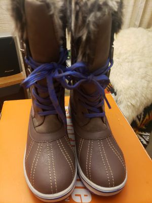 Kids boots sz 4 for Sale in Portland, OR