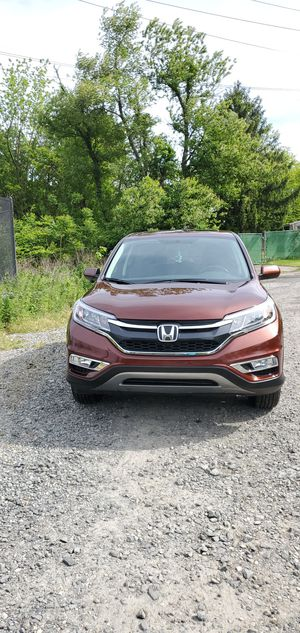 2015 honda crv EX AWD for Sale in Camden, NJ