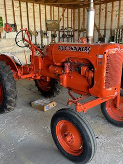 Allie-Chalmers Tractor for Sale in Phelan,  CA