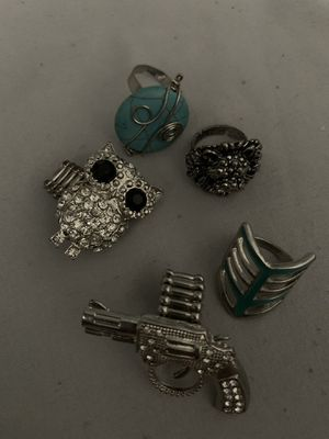 Assorted rings for Sale in Newark, CA