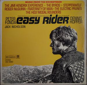 Easy Rider-Sound Track for Sale in Salisbury, MD