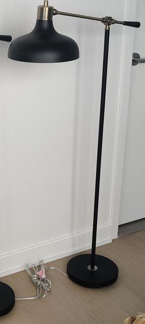 Practically New Floor Lamp for Sale in Fort Lee, NJ
