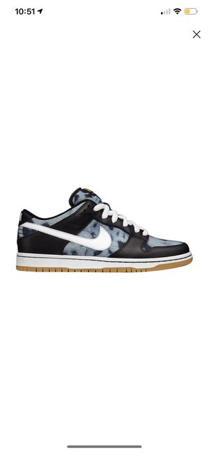 Nike SB Dunk Low Fast Times for Sale in Las Vegas, NV